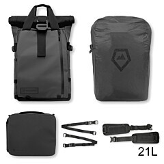 Wandrd PRVKE 21L Black Bundle
