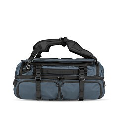 Wandrd Hexad Access Duffel Backpack Blue