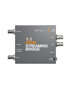 Blackmagic ATEM Streaming Bridge