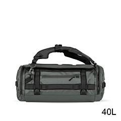 Wandrd Hexad Carryall Duffel Backpack 40L Green