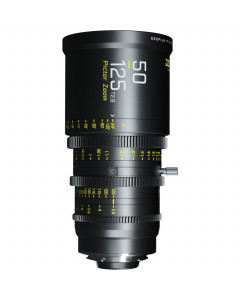 DZOFILM Pictor Zoom 50-125mm T2.8 Black (PL/EF-Mount)