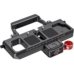 Smallrig 2327 - Offset Plate for BMPCC 4K with Ronin S