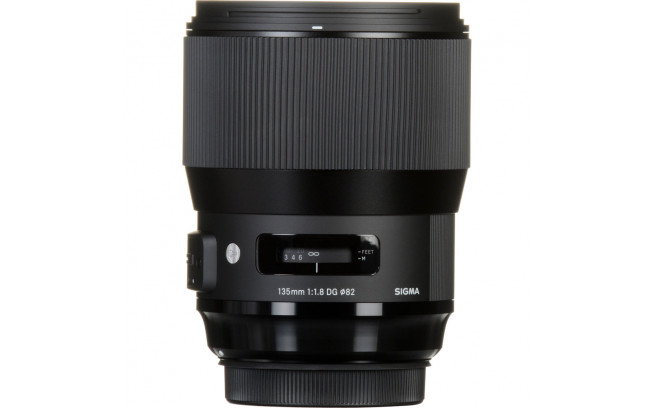 Sigma Art | 135mm F1.8 DG HSM L-Mount-1