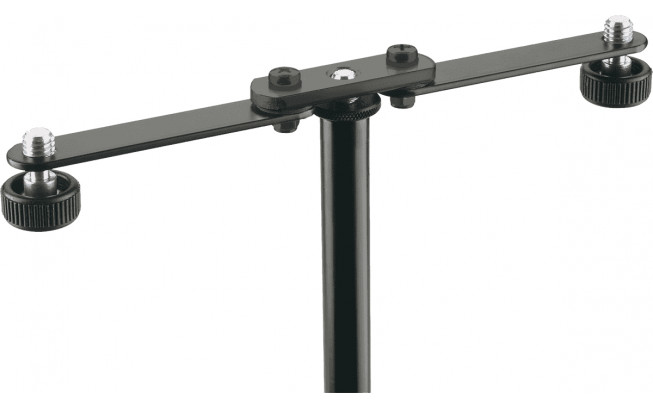 K&M Coupling bar for microphones-1