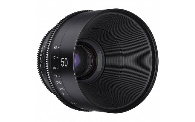 Xeen 50mm T1.5 for Canon EF Mount-1