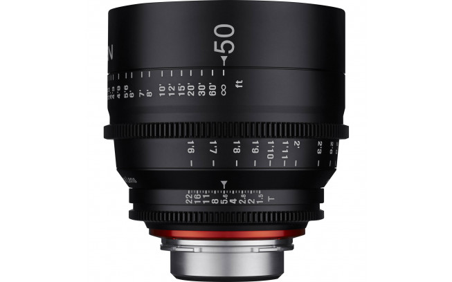 Xeen 50mm T1.5 for Canon EF Mount-2