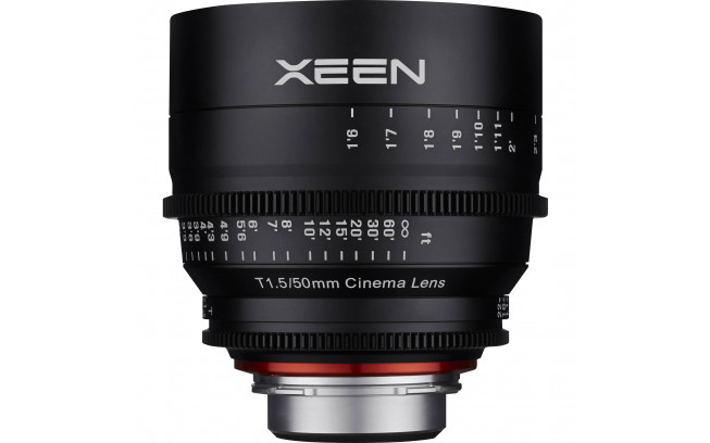 Xeen 50mm T1.5 for Canon EF Mount-3