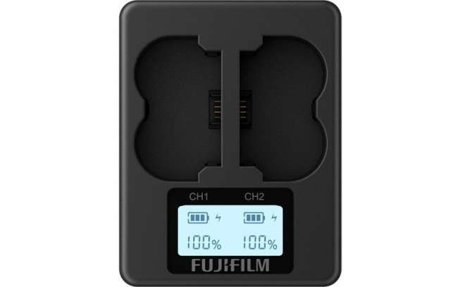 Fujifilm BC-W235 Dual Charger for X-T4-4