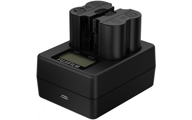 Fujifilm BC-W235 Dual Charger for X-T4-2