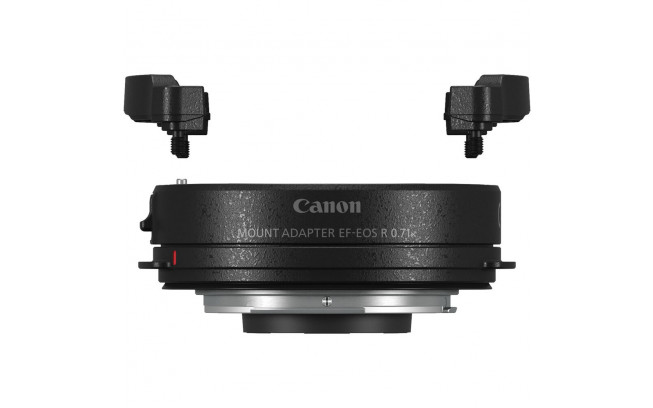 Canon Mount Adapter EF-EOS R 0.71x-4