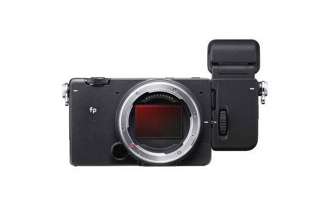Sigma fp L Mirrorless Digital Camera with EVF-11 Electronic Viewfinder-0