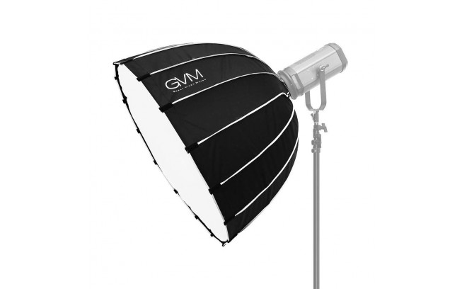 GVM Parabolic Softbox Light Dome (35