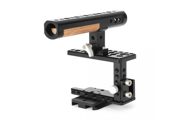ThorVideo BC-PCC Cage for BlackMagic Pocket Cinema Camera-3