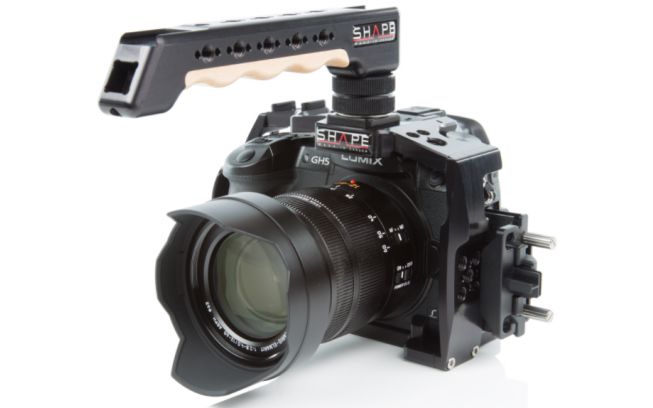Shape  PANASONIC GH5 CAGE TOP HANDLE-1
