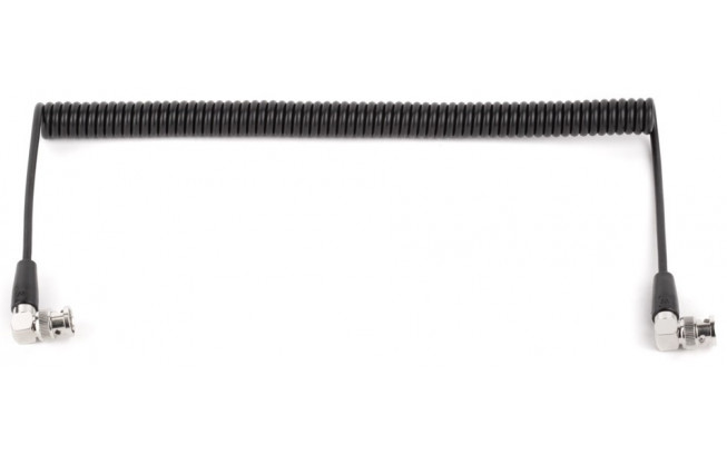 Wooden Camera - WC Coiled BNC to BNC (20