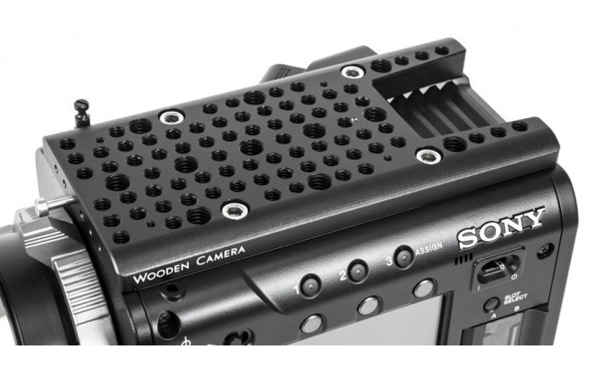 WoodenCamera Top Plate (F55, F5) -3