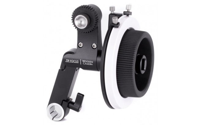 Wooden Camera - Zip Focus (19mm/15mm Studio Follow Focus)-1