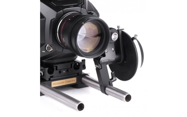 Wooden Camera - Zip Focus (19mm/15mm Studio Follow Focus)-5