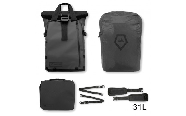 Wandrd PRVKE 31L Black Bundle-1