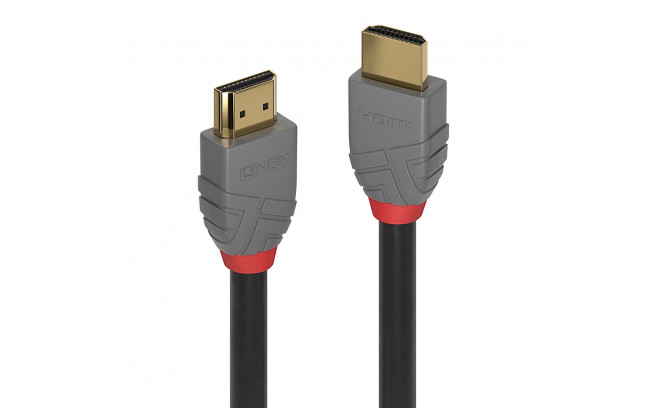 Lindy 36963 - HDMI Cable Anthra Line 2m-2