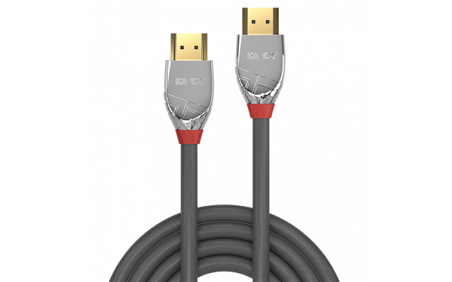 Lindy HDMI High Speed Cromo Line 2m-2
