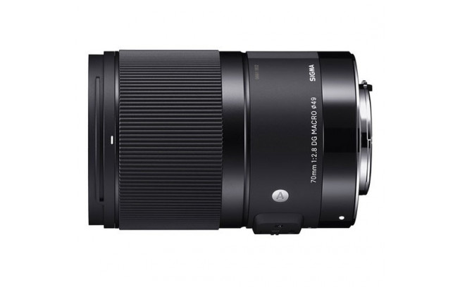 Sigma 70mm F2.8 DG MACRO | Art - Sigma mount-1
