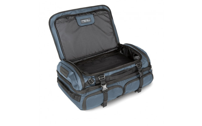 Wandrd Hexad Access Duffel Backpack Blue Pro Bundle-3