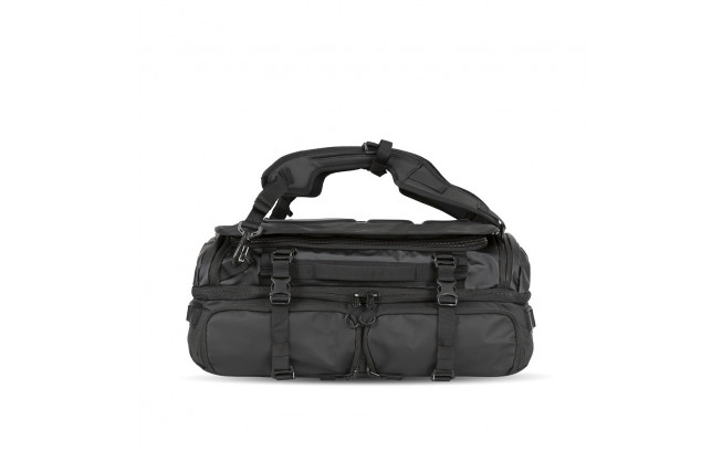 Wandrd Hexad Access Duffel Backpack Black-1