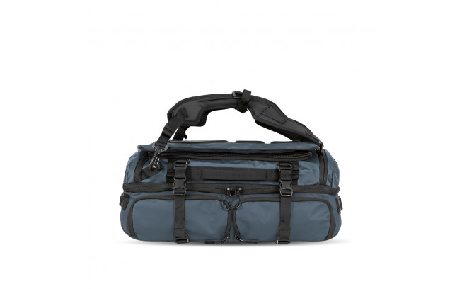 Wandrd Hexad Access Duffel Backpack Blue Pro Bundle-2