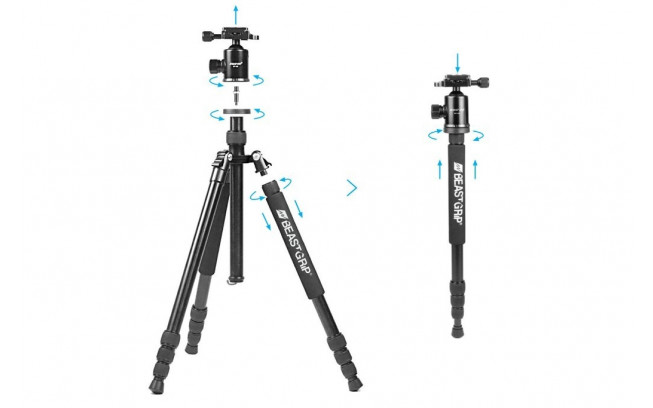 Beastgrip Tripod with Ball Head BT-100-6
