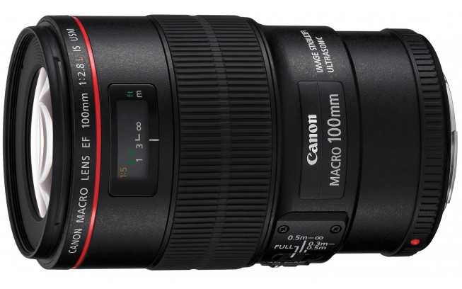 Canon EF 100mm f/2.8 L Macro IS USM-1