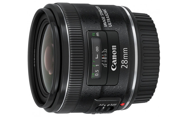 Canon EF 28mm f/2.8 IS USM-1