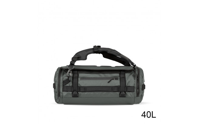 Wandrd Hexad Carryall Duffel Backpack 40L Green-1
