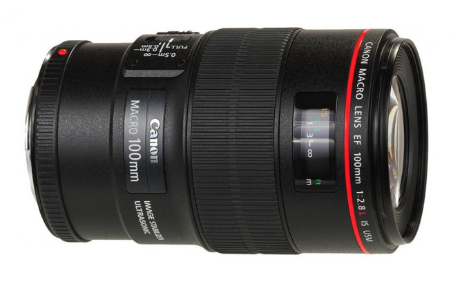 Canon EF 100mm f/2.8 L Macro IS USM-2