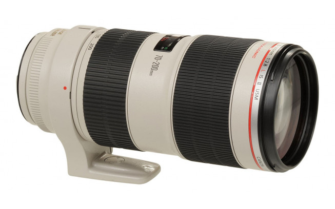 Canon 70-200mm f/2.8 L IS USM II-0