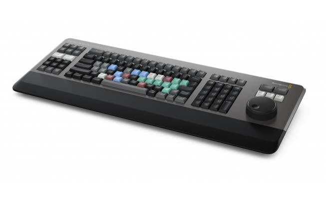 Blackmagic DaVinci Resolve Editor Keyboard-1