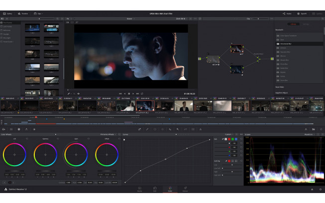 Blackmagic DaVinci Resolve Studio 17 (code) + Speed Editor offert-2