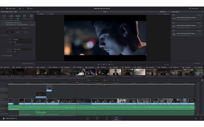Blackmagic DaVinci Resolve Studio 17 (code) + Speed Editor offert-3