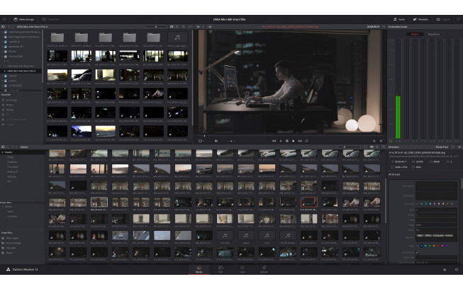 Blackmagic DaVinci Resolve Studio 17 (code) + Speed Editor offert-5