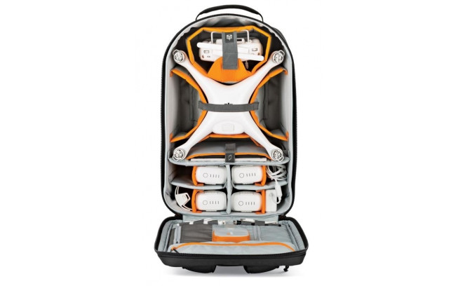 Lowepro DroneGuard BP 400 (Black/Fract)-5