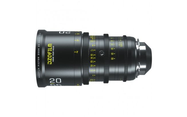 DZOFILM Pictor Zoom 20-55mm T2.8 Black (PL/EF-Mount)-2