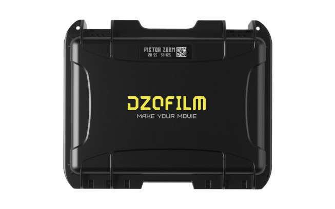 DZOFilm Pictor Zoom 20-55mm & 50-125mm T2.8 Black in Safety Case -2