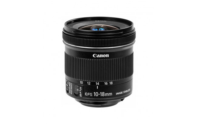 Canon EF-S 10-18mm f/4.5-5.6 IS STM-1