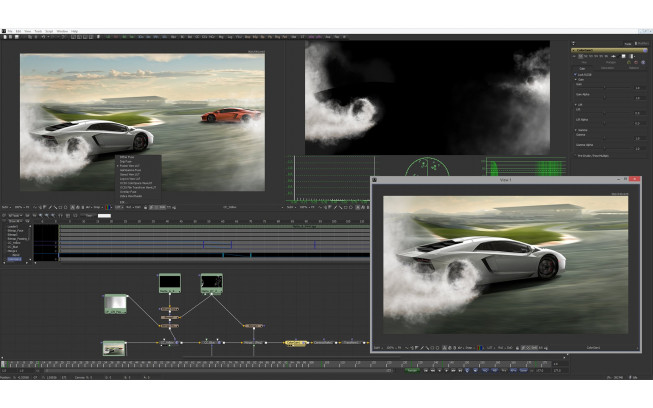 Blackmagic Fusion Studio-3