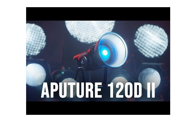 Aputure LS C120d II 2 Light Kit-6