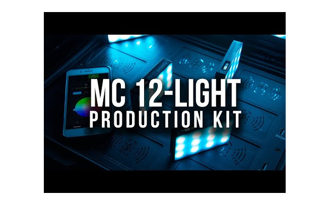 Aputure MC 12 Light Production Kit-6