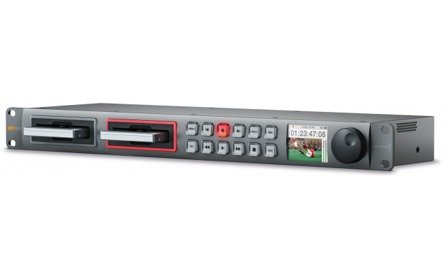 Blackmagic HyperDeck Studio 12G-1