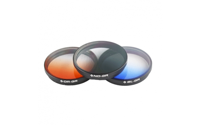 PolarPro Inspire 1 Graduated Filter Set-1