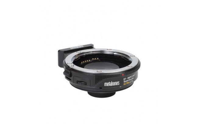 Metabones Canon EF to BMPCC4K T Speed Booster ULTRA 0.71x-3