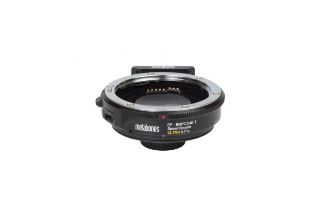 Metabones Canon EF to BMPCC4K T Speed Booster ULTRA 0.71x-4